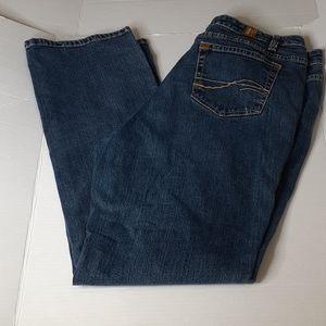 Aura Women's Western Jeans 16R/ Tall